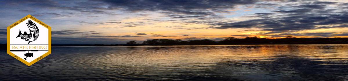 Steve BLIND, moniteur – guide de pêche en Lorraine