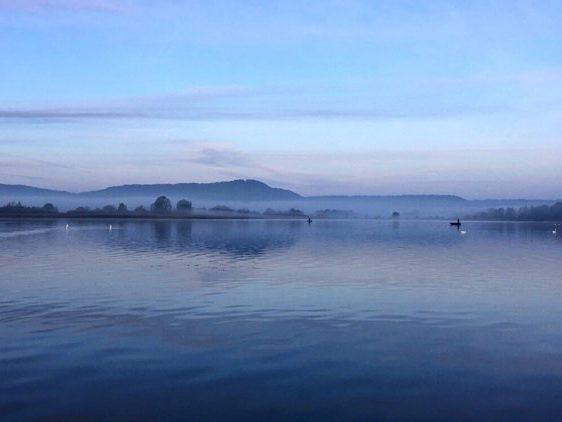 Lac de Madine automne